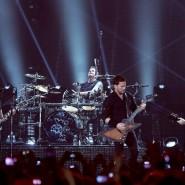 Концерт группы «Nickelback» 2018 фотографии