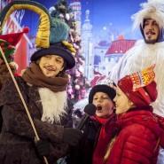 Зима в парке «Сокольники» 2018/19 фотографии