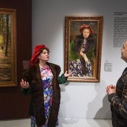 Выставка «Жены» фотографии