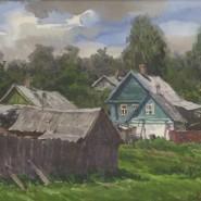 Выставка «Елена Миронова. Очарована, околдована…» фотографии