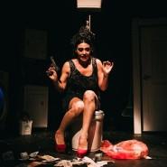 Моноспектакль «Bathroom» фотографии