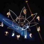 Церемония открытия катка на ВДНХ фотографии