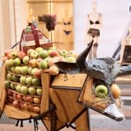 Выставка достижений сельского хозяйства в ГУМе 2018 фотографии