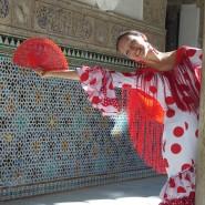 Открытые уроки школы фламенко Кармен фотографии