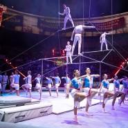 Цирковое шоу «И100РИЯ» фотографии