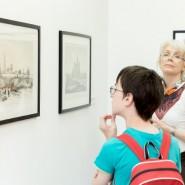 Выставка «Москва. Эволюция путеводителя» фотографии