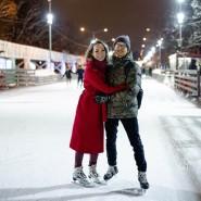День всех влюбленных в Парке Горького 2020 фотографии