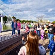 День города в Парке Горького и Музеоне 2017 фотографии