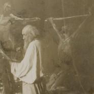Выставка «Любящий Вас Николай Ге. К 190–летию со дня рождения Н.Н. Ге» фотографии