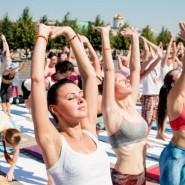 Международный день йоги 2018 фотографии