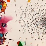 Выставка «Толпы» фотографии