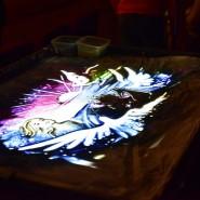 Органные сказки с песочной анимацией фотографии