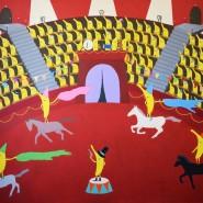Выставка «Цирк на Таганке» фотографии