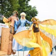 Фестиваль Италии в саду «Эрмитаж» 2019 фотографии