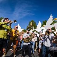 Фестиваль шагающих оркестров 2016 фотографии