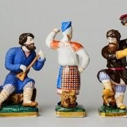 Выставка «Русская фарфоровая скульптура конца XVIII – начала XX века» фотографии