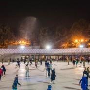 Каток «Лед» в парке «Сокольники» 2017/18 фотографии