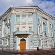 Зоологический музей Московского университета фотографии