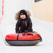 Зима на ВДНХ 2019/2020 фотографии