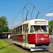Парад трамваев 2017 фотографии
