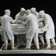 Выставка «Пластическое чудо. Фарфор А.Г. Сотникова» фотографии
