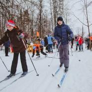 День зимних видов спорта в парках Москвы 2016 фотографии