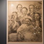 Выставка «Художники ВДНХ» фотографии