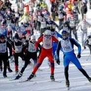 Всероссийская лыжная гонка «Лыжня России» 2017 фотографии