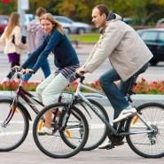 Велоэкскурсия по Москве фотографии