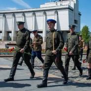 День Победы в парках Москвы 2020 фотографии