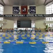 Любительские старты по плаванию «Мой «Олимпийский» рекорд» фотографии