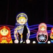 Фестиваль волшебных китайских фонарей в парке «Сокольники» 2019/2020 фотографии