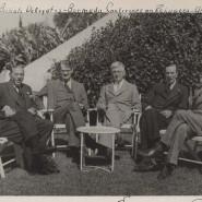 Выставка «Закрытые границы. Очерки дипломатической истории 1938 – 1943» фотографии