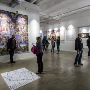 Мультимедийная выставка «Микеланджело. Сотворение мира» фотографии