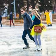 8 марта в Парке Горького 2016 фотографии