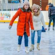 Школы фигурного катания в парках Москвы 2019/20 фотографии