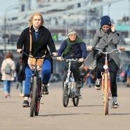 Прокат велосипедов в парках Москвы 2019 фотографии