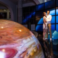 День всех влюбленных в Московском Планетарии 2020 фотографии