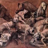 Выставка «Ребятам о зверятах» фотографии
