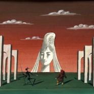Выставка «Чаепитие с Дульсинеей: начало двух веков» фотографии