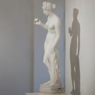 Выставка «Дворец во дворце. Скульптура Останкина в Оперном доме Царицына» фотографии