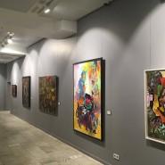 Выставка «Валерий Волков. Пантомима цвета» фотографии