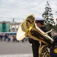 Фестиваль духовых оркестров на ВДНХ 2016 фотографии
