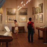 Выставка «Архитектурная линия. Виды усадьбы Кусково в графике и живописи» фотографии