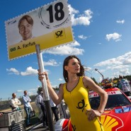 Гонки DTM на «Moscow Raceway» 2016 фотографии