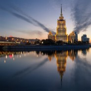 Автобусная экскурсия «Легенды и мифы Сталинских высоток» фотографии