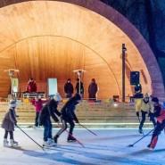 День студентов на коньках фотографии