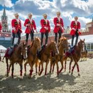 Конные шоу в московских парках 2016 фотографии