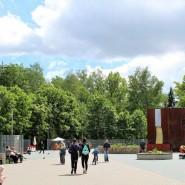 «Праздник цветов» в Лианозовском парке 2017 фотографии