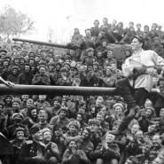 Выставка «Ольга Ландер. Дополненная реальность войны» фотографии